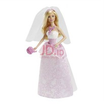 BARBIE Fairytale Bride Doll 6CFF37