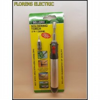 SELLERY 96-602 Pen Style Gas Soldering Iron Kit Tools ( solder gas )