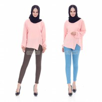 Skinny Stretch Legging / Legging Denim Spandek Polos SJ0004