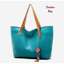 Fashion Bag BIRU TOSKA (Tas fashion korean style)