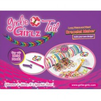 Girlie Girlz TM3219 Loom Tail Kit Starter Pack
