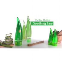 Holika Holika - Aloe 99% Soothing Gel Lidah Buaya (250mL)