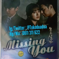 DVD Original Serial Korea Missing You