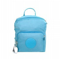 Kipling Original Naleb Backpack - Light Blue