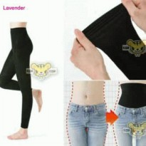 Slimming Night Legging- Size M & L -Tebal -Hot Sale