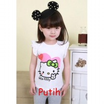 Kaos Anak - Tee Hello Kitty
