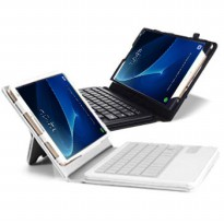 Removable Keyboard Leather Case for Samsung Galaxy Tab A 7.0