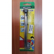 Sellery 15-565 tire pressure gauge ukuran angin ban