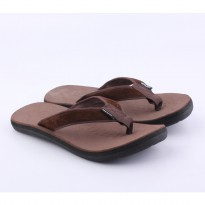 Catenzo Sandal Adventure Pria TSx031 Full Brown