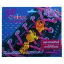 Girlie Girlz TM3332a Charm for Shoes