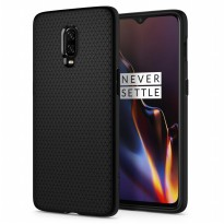 Spigen OnePlus 6T Case Liquid Air - Matte Black