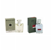 [PROMO] - Parfum Miniatur 45ml For Men (BVLGARI - HUGO BOSS) Ori SG