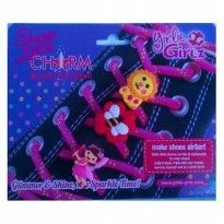 Girlie Girlz TM3332e Charm for Shoes