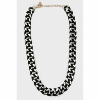 [BERRYBENKA] Kaho Necklace T4 BlackGold