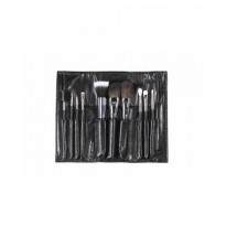 MASAMI SHOUKO PROFESSIONAL COMPLETE BRUSH SET 10 PIECES BLACK