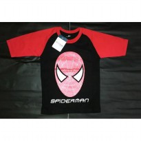 7074 KAOS ANAK SPIDERMAN by GENUINE KIDS from OSHKOSH