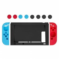 Silicon Case Switch Neon Red Blue