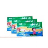 [Paket 40 Pack] Paseo Travel Pack 50's 2 Ply