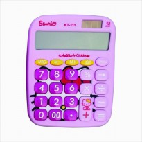 Sanrio KT-111 Kalkulator Calculator Dagang Hello Kitty