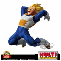 BANPRESTO DRAGON BALL SUPER CHOSENSHIRETSUDEN V1 SS VEGETA B