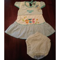 Baju Bayi / Dress Bayi Beautifull Girls
