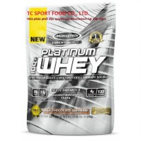 Platinum 100% Whey Musclemeds Essential Series/ Whey Protein