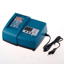 [globalbuy] Replacement Power tool battery charger for Makita BL1830 Bl1430 DC18RC DC18RA/4423027