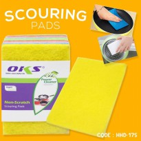 Scouring Pads Spons Cuci Piring- BEST QUALITY DISHES SPONGE