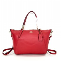 Authentic Coach Kelsey Medium - Red