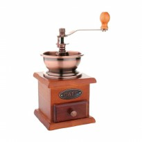 Cyprus Manual Coffee Grinder Kayu GR-0062