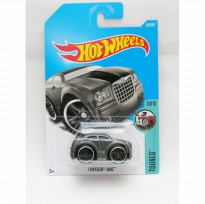 Hotwheels Chrysler 300C - grey