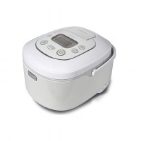 Sharp Rice Cooker KSTH18 WH Kapasitas 1.8L Putih