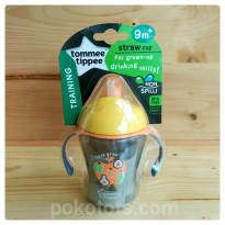 Botol Minum Tommee Tippee Training Straw Cup 230ml