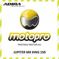 Asuransi Motopro - JUPITER MX KING 150