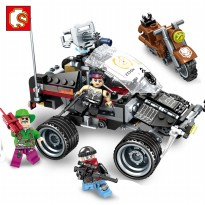 Sembo block - 11677 - Military Special forces war