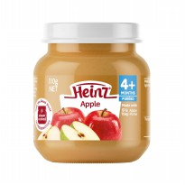 Heinz Jar Fruity Apple 110gr
