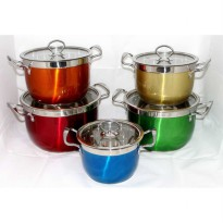 [Best Seller] Weston Korean High Pot W1X-RC5 (00100.00529)
