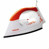Philips Setrika HI 115 PUTIH ORANGE
