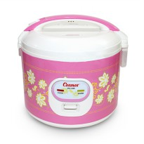 Cosmos Rice Cooker Harmond CRJ 3306 - Pink