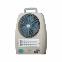 Lampu Emergency + Fan CMOS HK 669