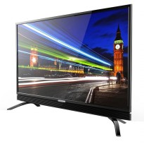 Coocaa 24' HD LED TV (24W3) - Hitam Promo