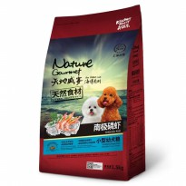 CPPetfood Kitchen Flavor Antartic Krill Small Breed Puppy Food 1,5kg