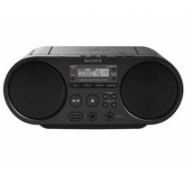 SONY CD Boombox ZS-PS50 USB Music MP3 Playback AM FM Tuner zsps50 PS50 Promo