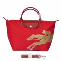 Authentic Longchamp Year of The Horse Bag