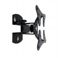 Channel Wall Bracket TV 10' - 27' - CS1027 - Hitam