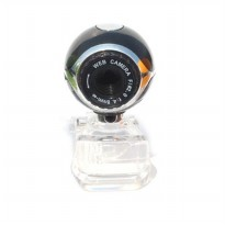 Ghz Snowwolf M12 Bluebird USB Mini Webcam - Black