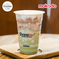 Sharetea : Avocado Cocoa Rocksalt & Cheese (L)