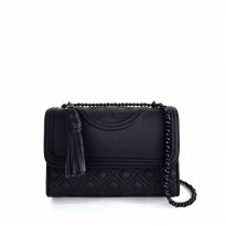Tory Burch Fleming Matte 21 - Black