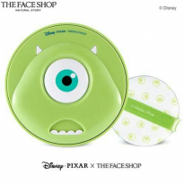 THE FACE SHOP CC Long Lasting Cushion (MIKE HIJAU)