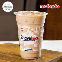 Sharetea : Hazelnut Pearl Milk Tea (L)